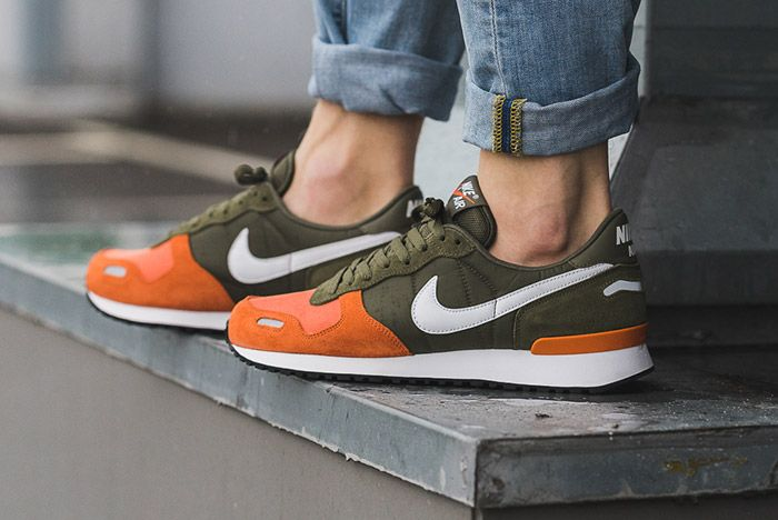Nike Air Vortex Terra Orange 2