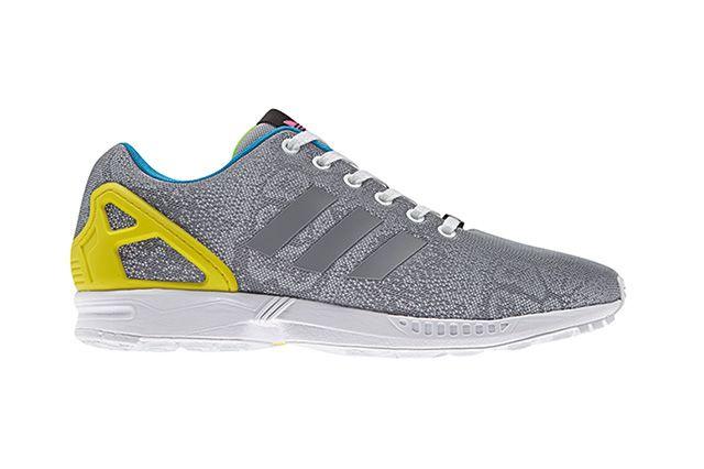 Adidas Originals Zx Flux Reflective Pack 10