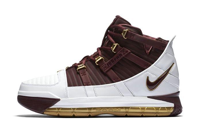 Nike Zoom Lebron 3 Christ The King 2018 2