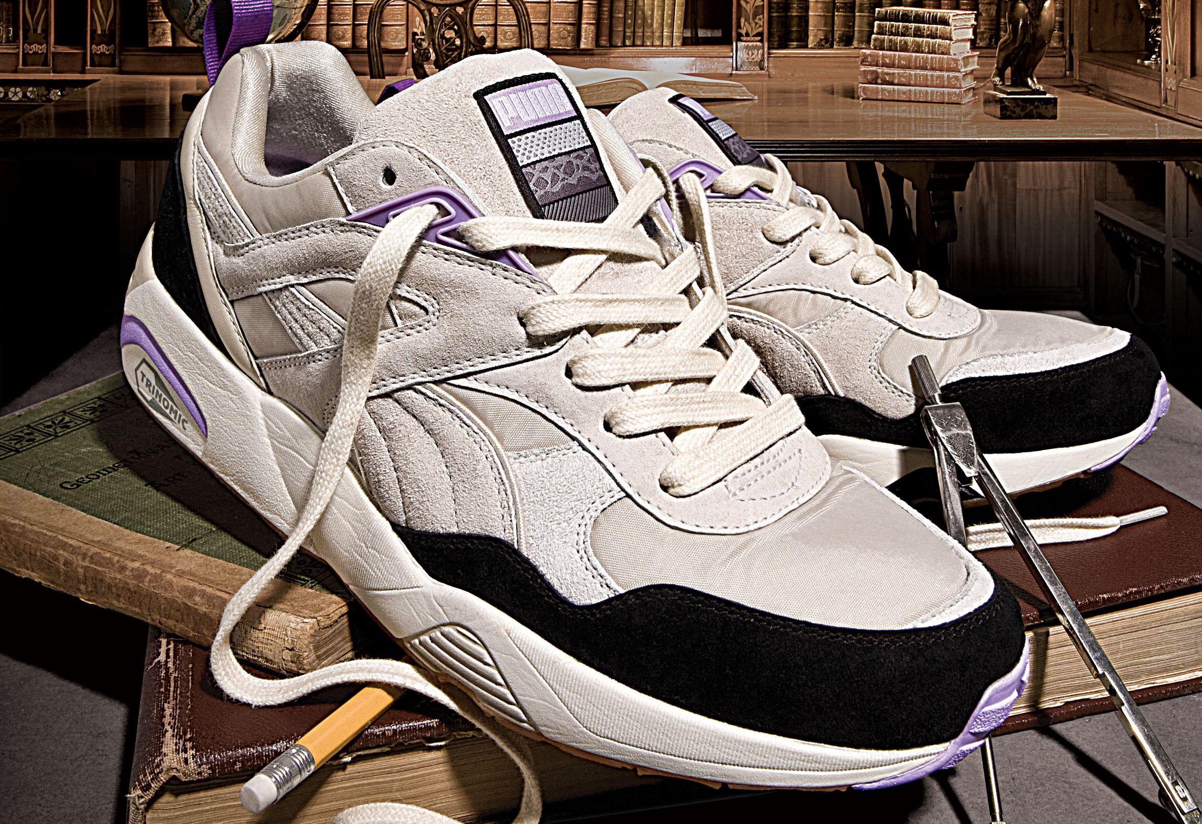 Sneaker Freaker x PUMA R698 'Geography Teacher'