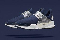 Fragment Nike Sock Dart Navy Thumb