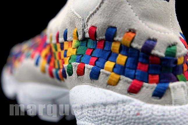 Nike Footscape Woven Chukka Rainbow 5 1