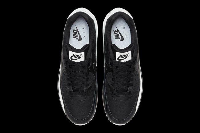 Nike Air Max 90 Essential Black White 2