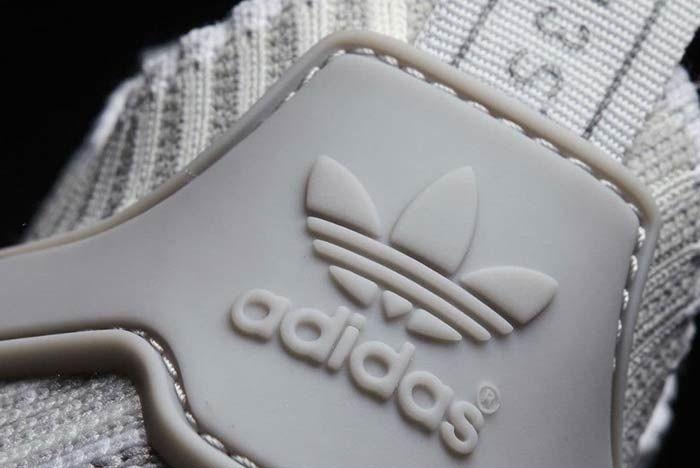 Adidas Nmd R1 Primeknite Grey 5