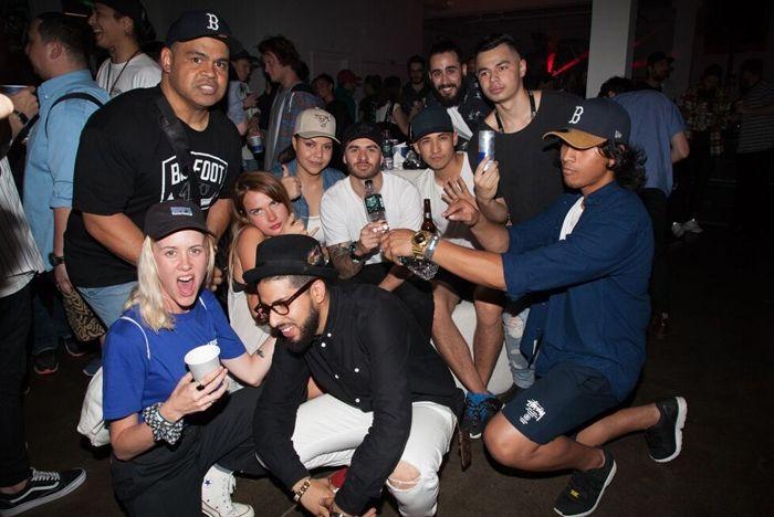 Sneaker Freaker G Shock Launch 14