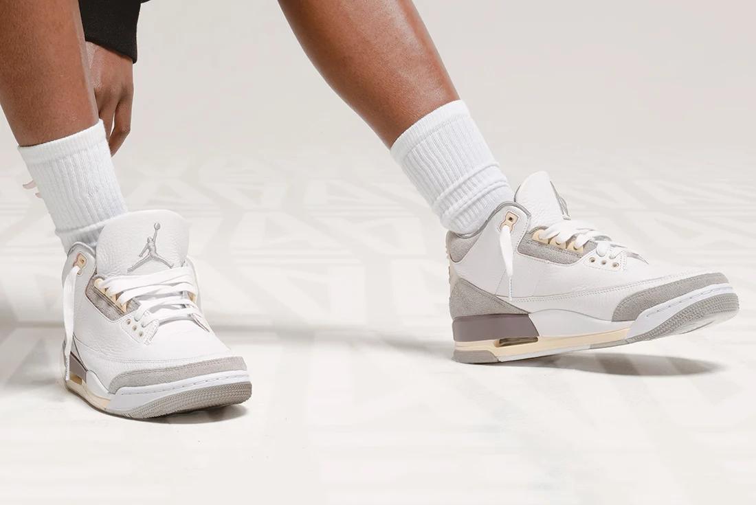 A Ma Maniére Air Jordan 3 official