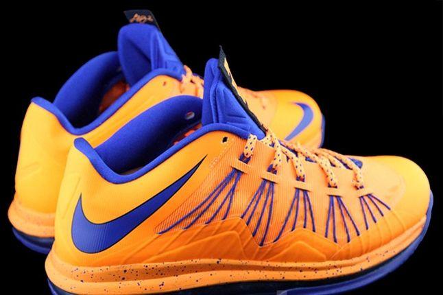 Nike Lebron X Low Hwc Upper 1