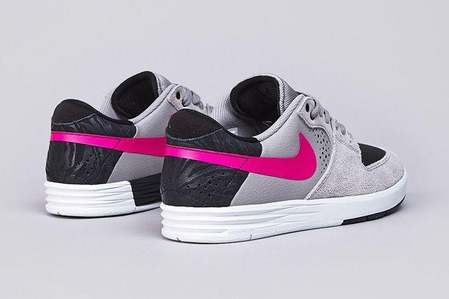 Nike Sb Paul Rodriguez 7 Low Pink Foil 4