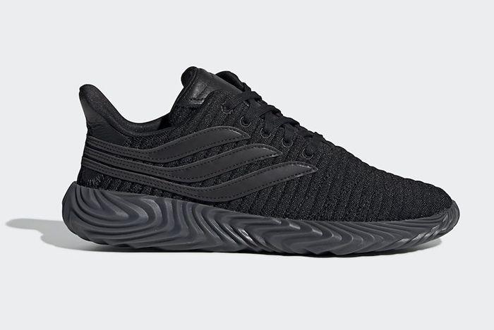 Adidas Sobakov Triple Black 1