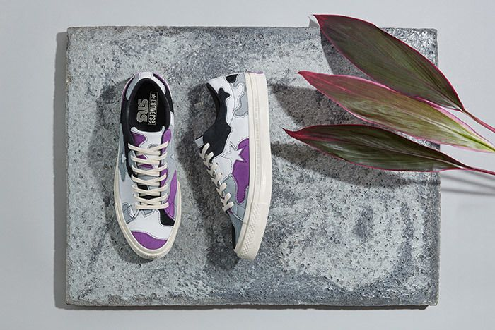Sneakersnstuff Converse One Star Camo 4