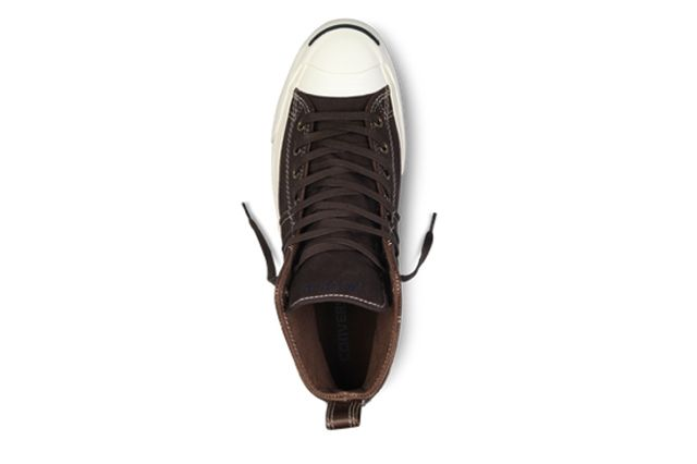 Converse Jack Purcell Duck Boot Brown Top