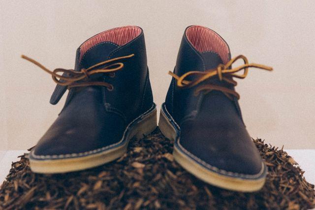 Herschel Clarks Desert Boot 9