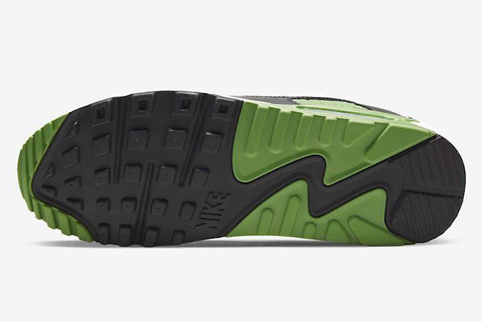 Nike Air Max 90 Chlorophyll Sole
