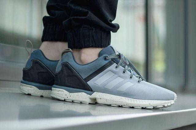 Adidas Zx Flux Blue 1