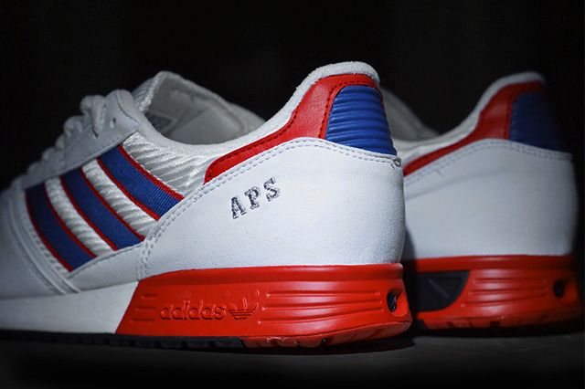 Adidas Aps Red White Blue 11