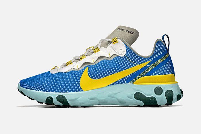 Nike React Element 55 By You Release Date Lateral