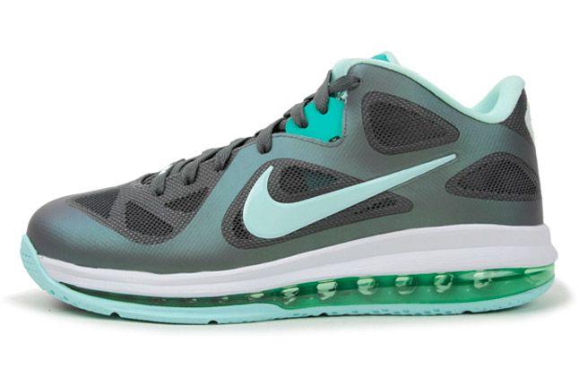Nike Lebron 9 Low Mint 01 1
