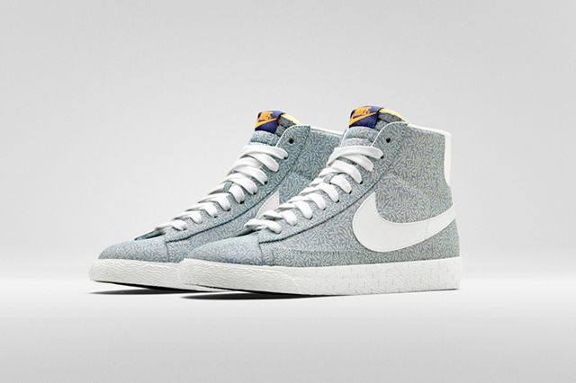 Liberty Of London X Nike Summer 2014 Collection 1