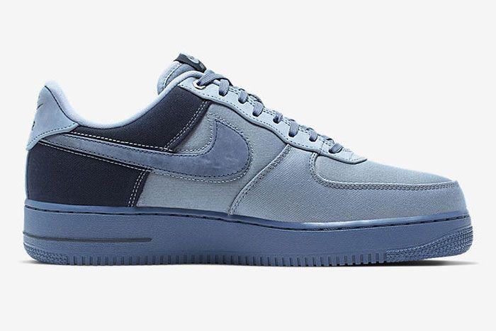 Nike Air Force 1 Low Ash Slate 2 Side