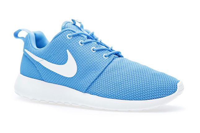 Nike Roshe Run Blue Hero Toe 1