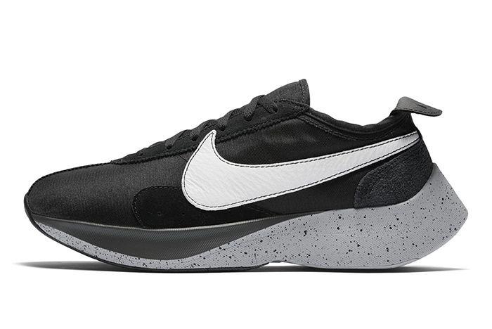 Nike Moon Racer Black Grey 3 Sneaker Freaker