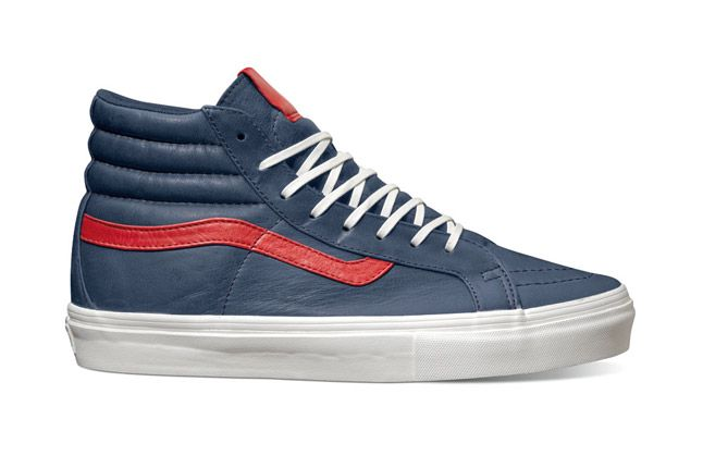 Og Sk8 Hi Italian Leather Blue Red 1