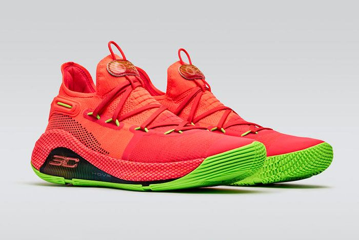 Ua Curry 6 Roaracle Release Date 1 Side Pair