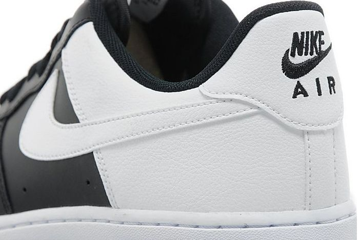 Air Force 1 Black White 4
