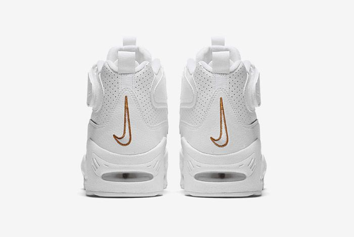 Nike Air Griffey Max Inductkid White 4