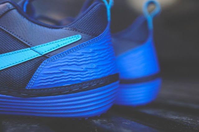 Nike Solarsoft Run Midnight Navy 3