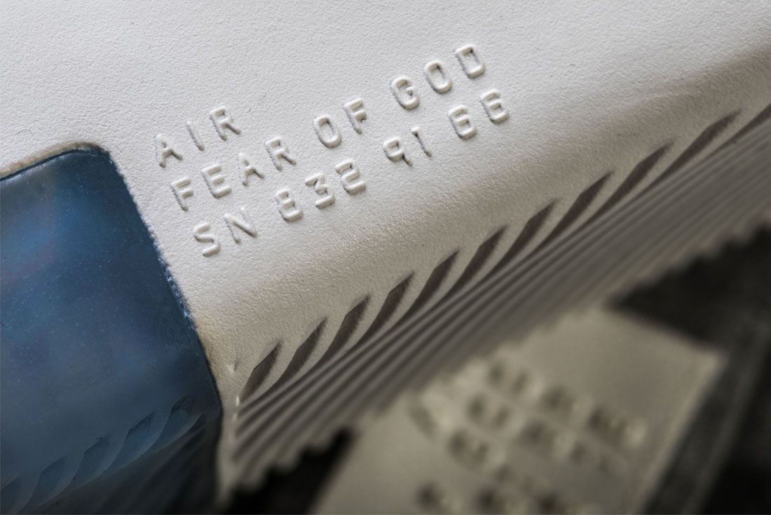 A Closer Look At The Nike Air Fear Of God With Jerry Lorenzo 6