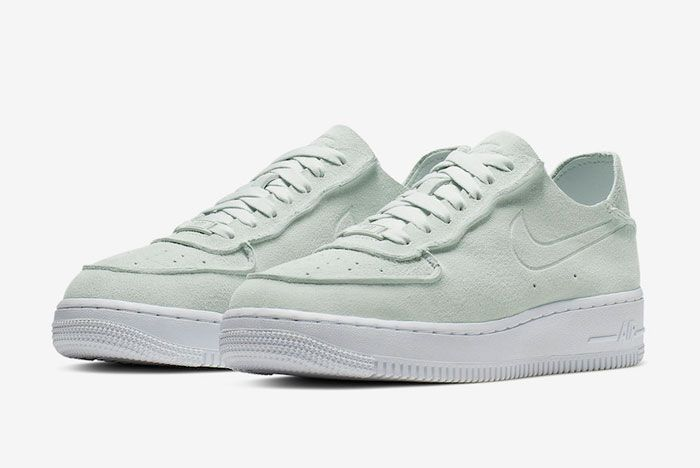 Nike Air Force 1 Decon Ghost Aqua Full Side
