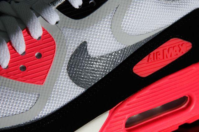 Nike Air Max 90 Prm Tape Infrared 5