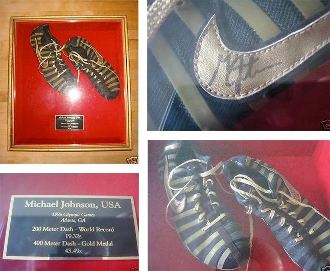 Michael Johnson Block 1