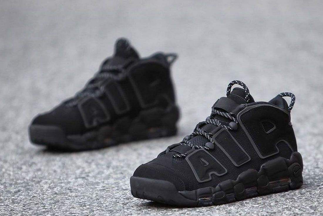 Nike Air Uptempo 3 M Reflective 3