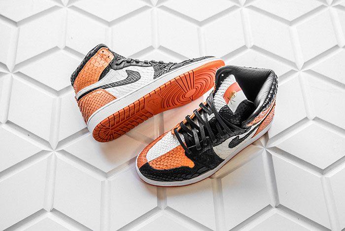 Shoe Surgeon Air Jordan 1 Sbb High Angle 2