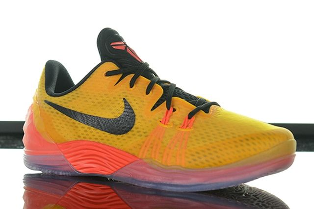 Nike Kobe Venomenon 5 University Gold Hot Lava 3