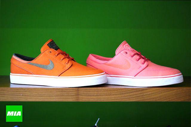 Nike Sb Stefan Janoski Urban Orange 1