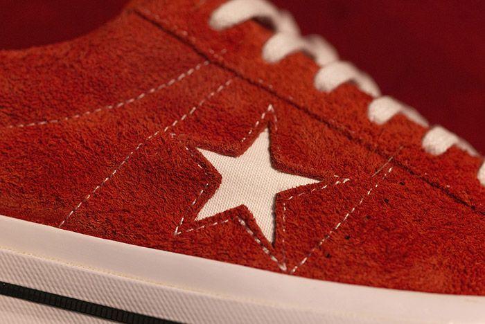 Converse One Star Premium Suede 6