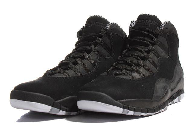Air Jordan X Stealth 02 1