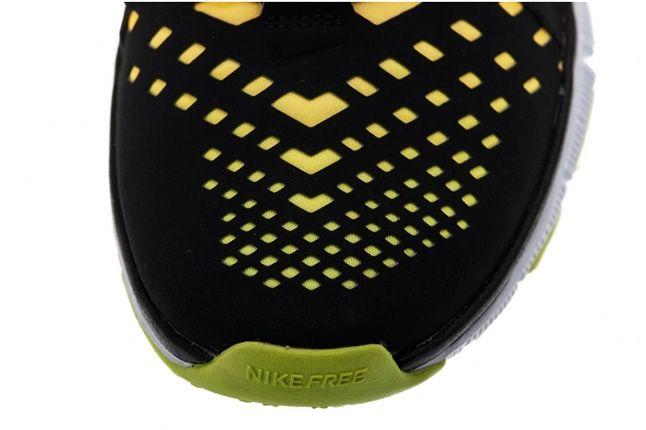 Nike Free Trainer 5 Bright Citrus Volt Black 2 1
