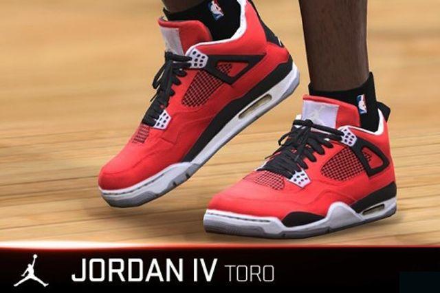 Nba 2 K15 Air Jordan Retros 7