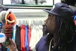 Sneaker Shopping With Wale