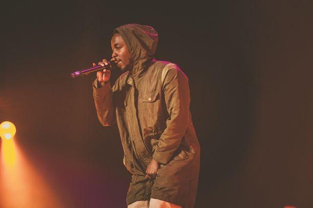 Eminem The Rapture Kendrick Lamar Melbourne 1