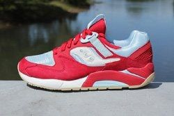 Saucony Grid 9000 Premium Pack Part Thumb