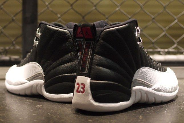 Air Jordan 12 Playoffs 1 1