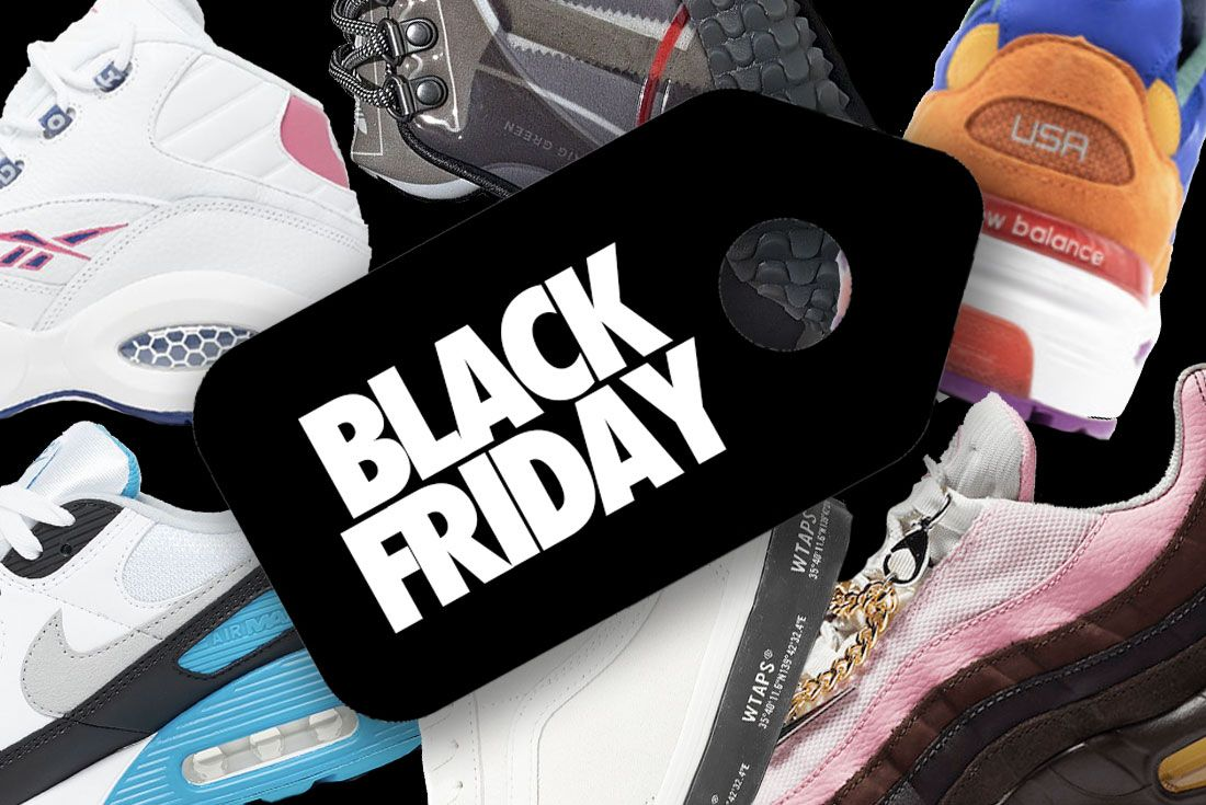 BLACK FRIDAY SNEAKER SALES