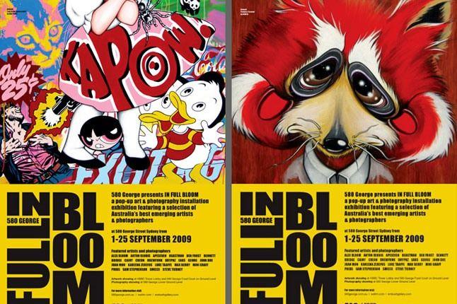 Infullbloom Posters 2
