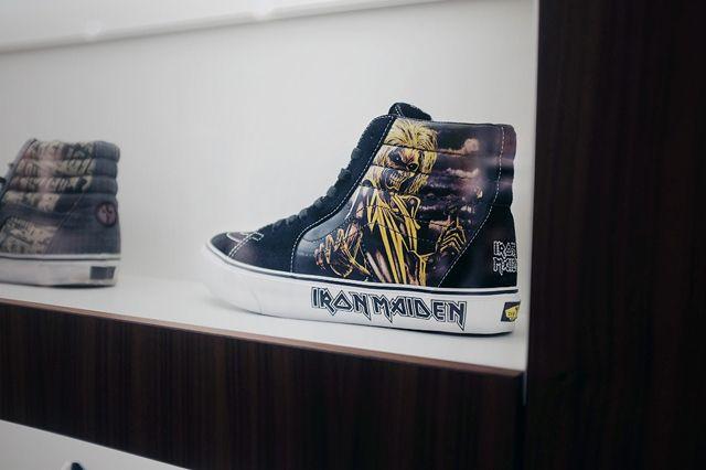 Sk8 Hi Vans Sneaker Exhibition5