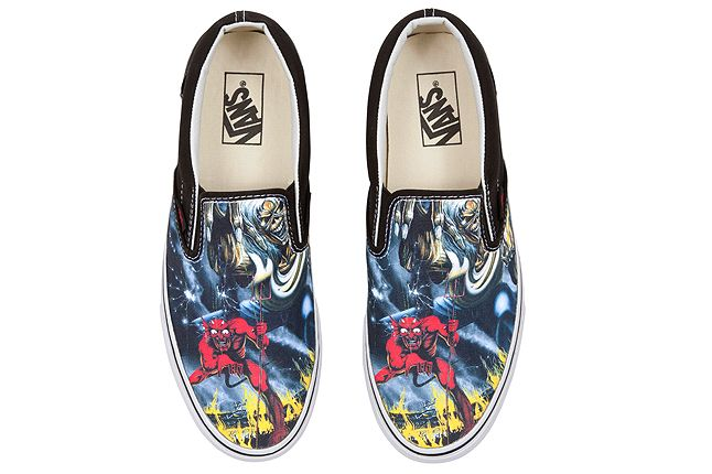 Vans Iron Maiden Notb 3 1